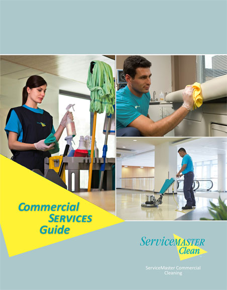 Commercial Cleaning Marketing Kit