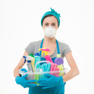 Dangers Of Common Cleaning Products