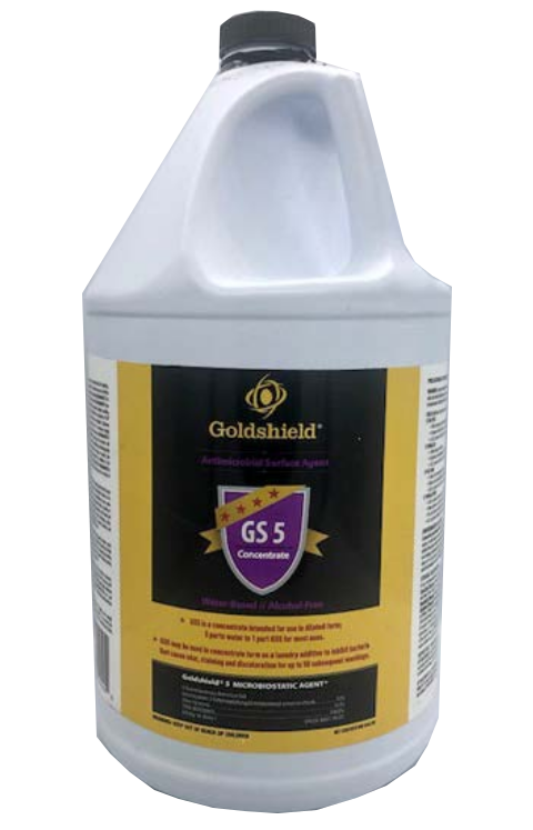 Goldshield GS25 Antimicrobial Cleaning Solution